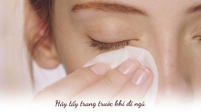 Chăm sóc da nhạy cảm
